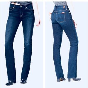 "7 For All Mankind ""Straight Leg"" JEANS"